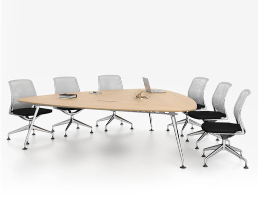 MedaMorph Freeform table by Vitra | Seminar tables