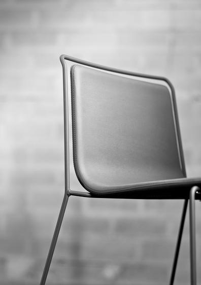 Alo Chair by ONDARRETA | Restaurant chairs