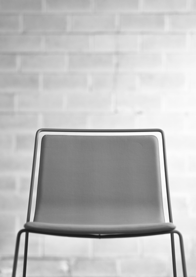 Alo Chair by ONDARRETA   Restaurant chairs
