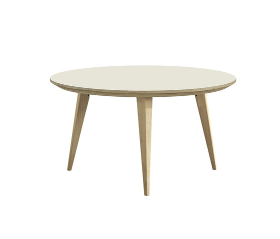 Bob Coffee Table Round by ONDARRETA | Lounge tables