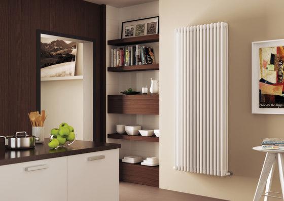 Ardesia 4 colonne radiators cordivari architonic - Radiatori ardesia ...
