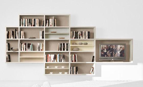 30mm_shelf by LAGO | Shelving