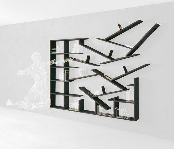diagolinea shelf moduli libreria lago architonic