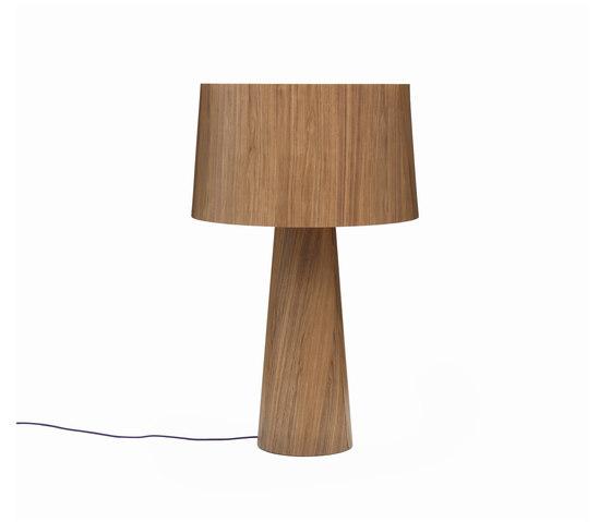 Sophie floor walnut by lasfera | General lighting
