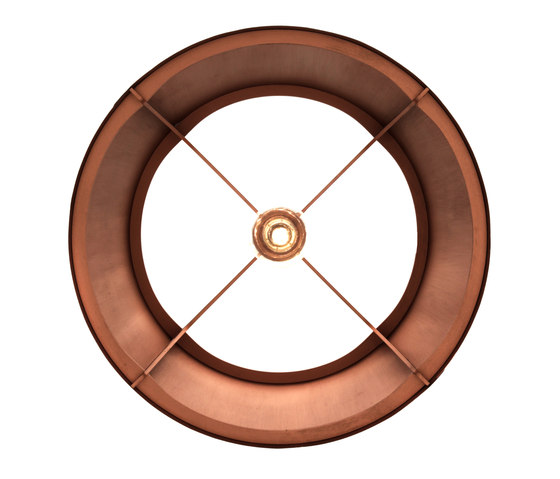 Sophie pending wallnut copper by lasfera | General lighting
