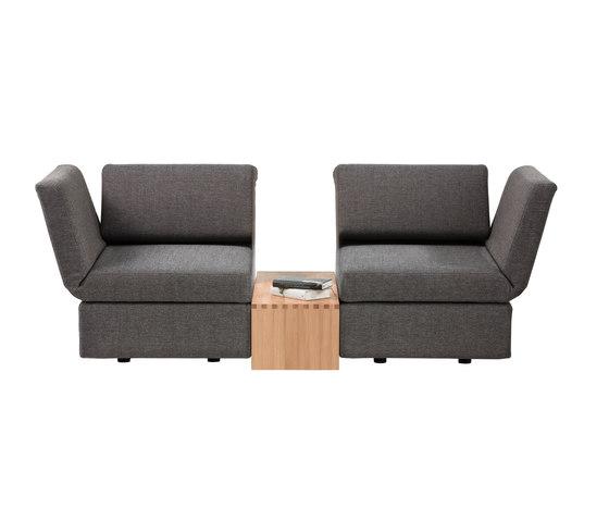 clip by Brühl | Reclining sofas