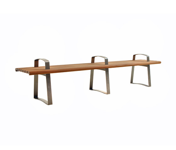 Meko Bench Straight by Benchmark Furniture | Waiting area benches