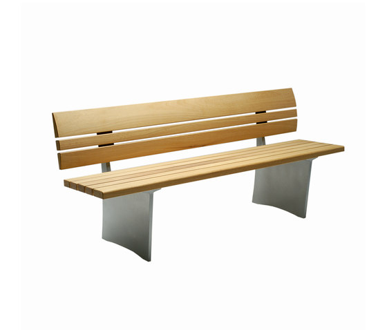 Norfolk Full Bench by Benchmark Furniture | Exterior benches