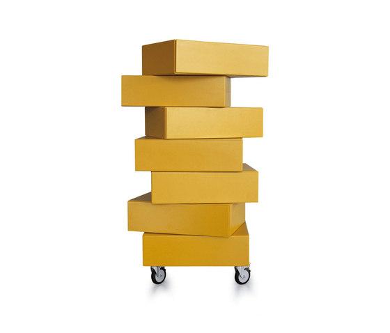 Morgana Storage di LAGO | Credenze