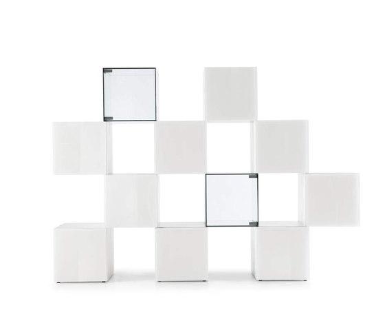 Net_storage di LAGO | Scaffali