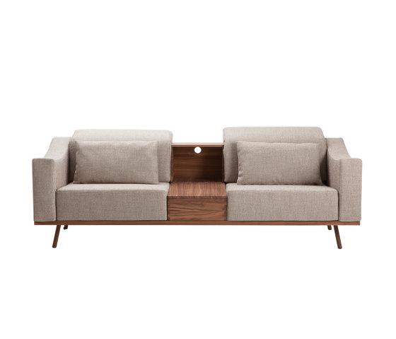 deep space by Brühl | Reclining sofas
