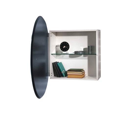 Punto Storage by LAGO | Mirror cabinets