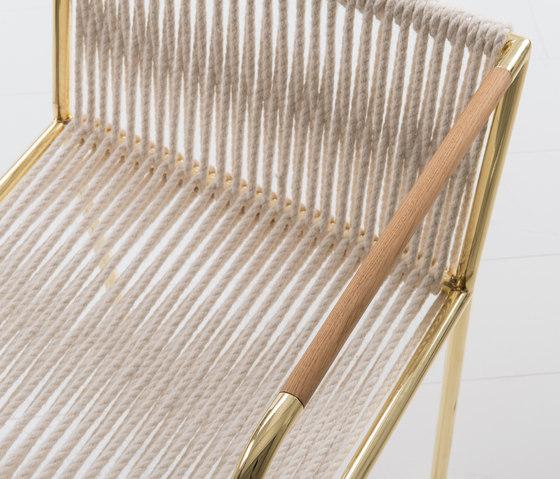 les copains low by Brühl | Restaurant chairs