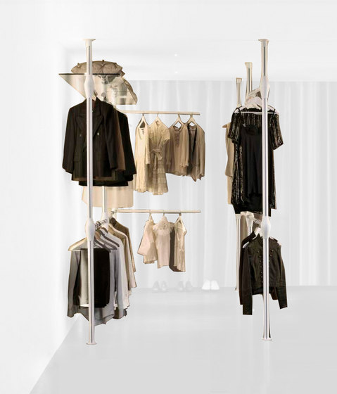 Et Voilà Tree Walk In Closet by LAGO | Walk-in wardrobes