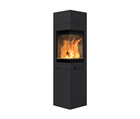 Quadro 3 high top by Nordpeis | Stoves