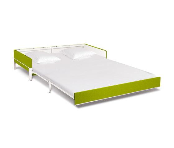 BED for LIVING Cento-60 di Swiss Plus | Divani