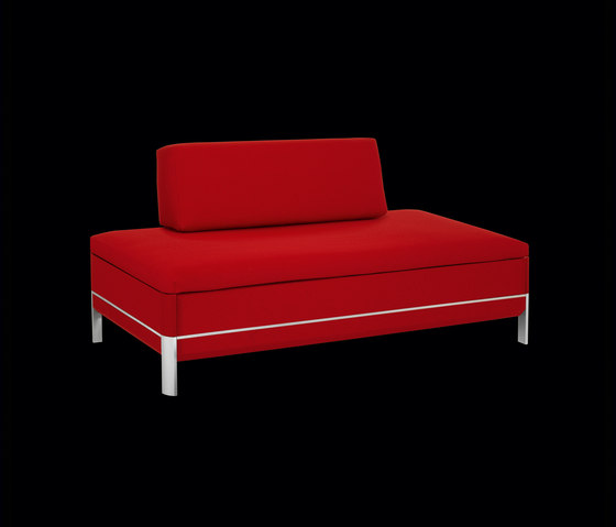 Bed for Living - Cento 60 by Swiss Plus | Sofa beds