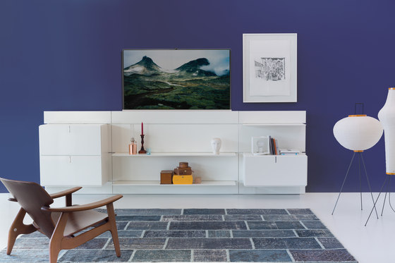 Balance by Zoom by Mobimex   Wall shelves