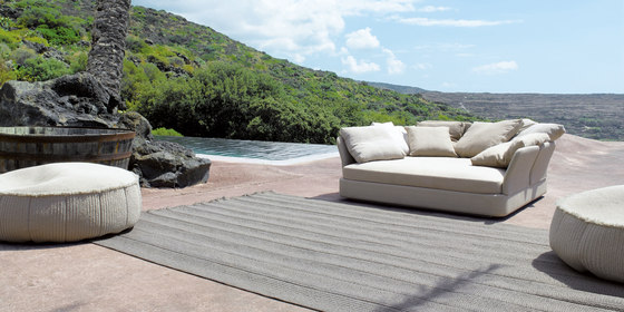 Cove by Paola Lenti | Garden sofas