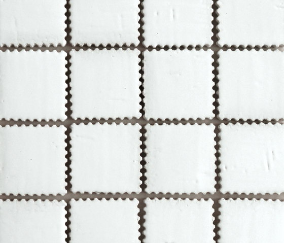 75S Stamp Edge by Kenzan | Ceramic tiles