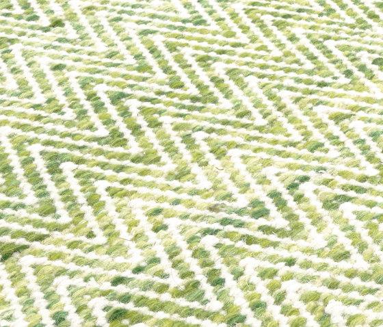 NeWave Vol. I multi green by Miinu | Rugs / Designer rugs