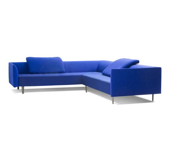 Noa Corner configuration di Montis | Sistemi di sedute componibili