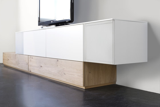 Cubo Simply - Box by Sudbrock | Multimedia sideboards