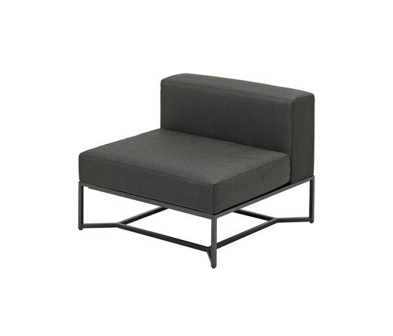 Bloc Centre Unit di Gloster Furniture GmbH | Poltrone da giardino