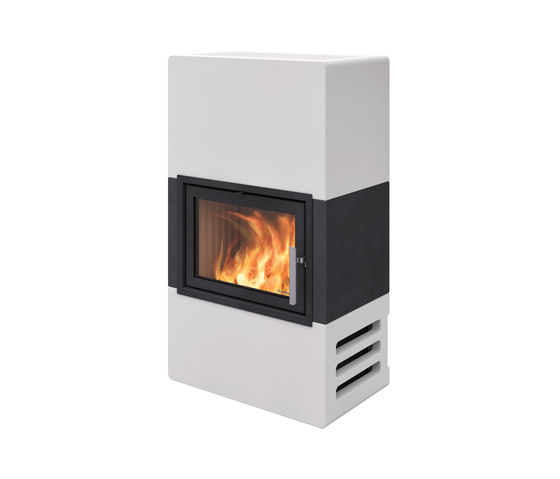 Stockholm Waxed Concrete by Nordpeis   Stoves