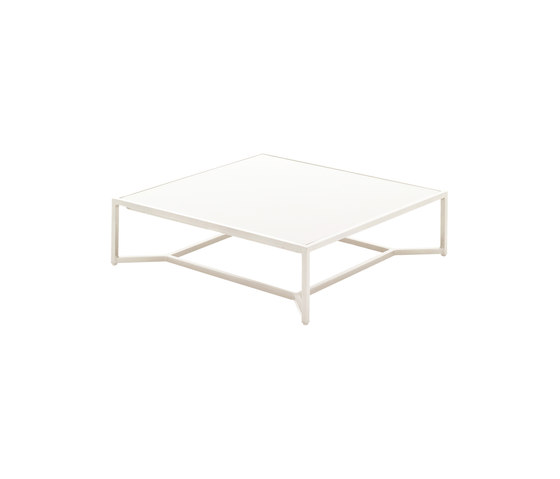 Bloc Low Coffee Table by Gloster Furniture GmbH | Coffee tables