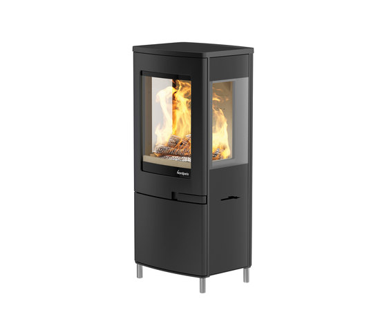 Uno 4 by Nordpeis | Stoves