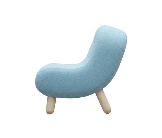 Bob Chair by Softline A/S | Lounge chairs