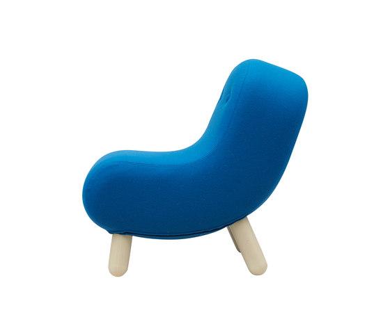 Bob Chair di Softline A/S | Poltrone lounge