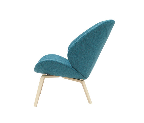 Eden Chair de Softline A/S | Sillones lounge