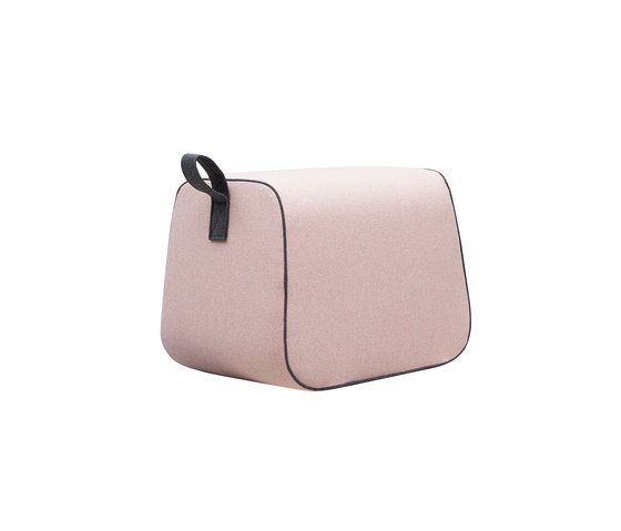 Nector Pouf by Softline A/S | Poufs