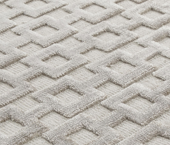 Essenza Vol.1 spraygreen by Miinu | Rugs / Designer rugs