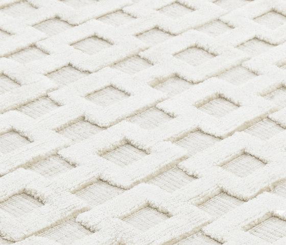 Essenza Vol.1 cream von Miinu | Formatteppiche / Designerteppiche
