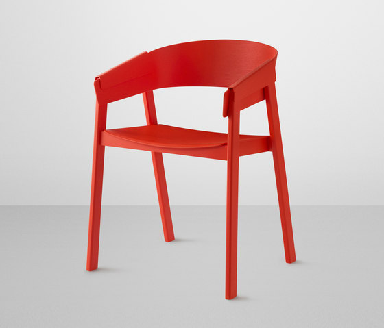 Cover Chair by Muuto | Visitors chairs / Side chairs