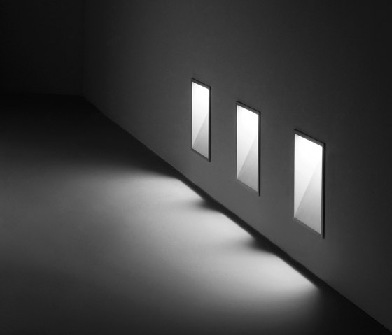 Megablinker by Simes | Recessed wall lights