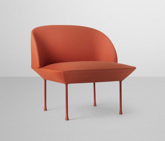 Oslo | chair by Muuto | Lounge chairs