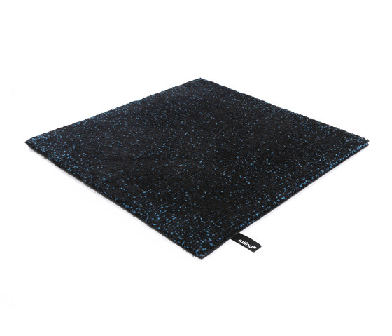 NY Epic blue atoll / black by Miinu | Rugs / Designer rugs
