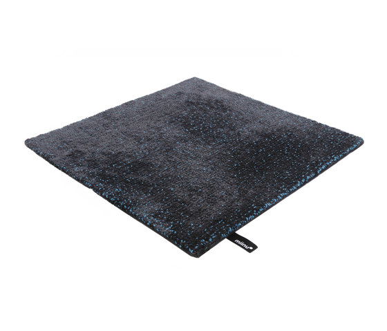 NY Epic blue atoll / charcoal by Miinu | Rugs / Designer rugs