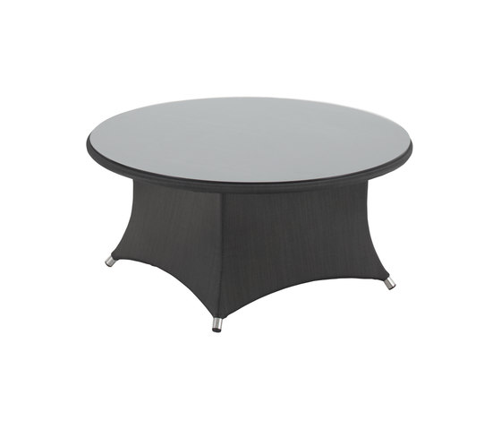 Casa Round Table by Gloster Furniture GmbH | Coffee tables