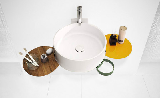 Cellule_basin by LAGO | Vanity units