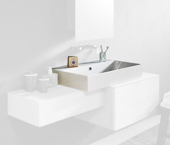 Basica_basin by LAGO | Wash basins