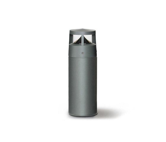 Microreef colonne 360° de Simes   Luminaires d'allées