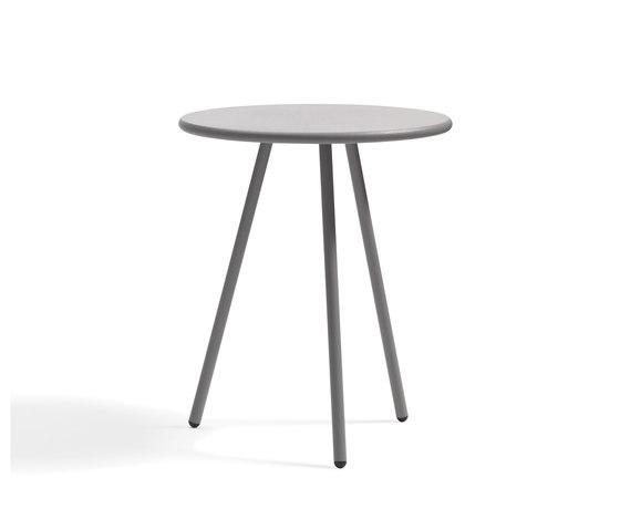 Kaffe de Blå Station | Tables d'appoint de jardin