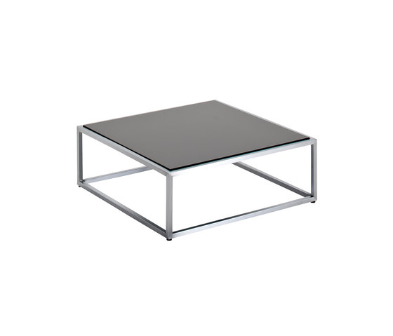 Cloud 75x75 Coffee Table by Gloster Furniture GmbH | Coffee tables