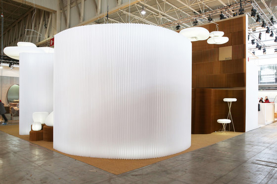 softwall | modified textile by molo | Space dividers