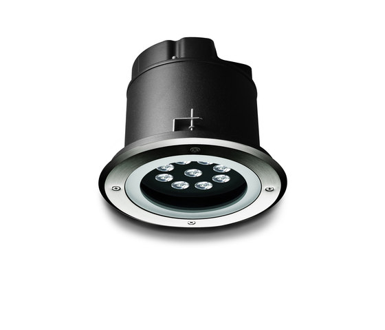 Megazip LED downlight round by Simes | General lighting